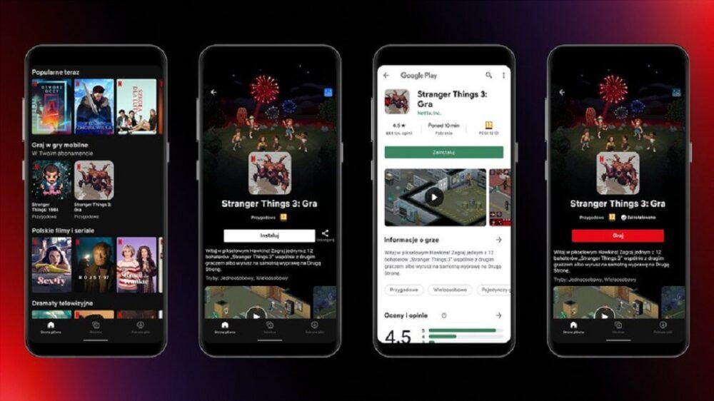 Netflix lanza su plataforma de juegos en Android, pero de forma limitada