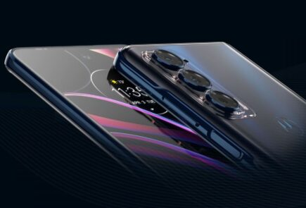 El Motorola Edge (2021) llega con pantalla a 144HZ y cámara de 108 MP 5