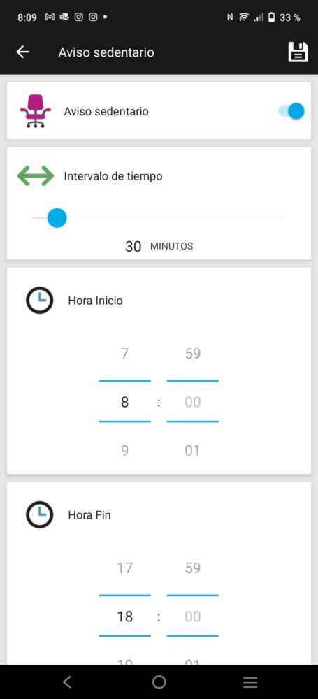 SPC Smartee Boost, un reloj económico con GPS para seguir tu ritmo - Análisis 16