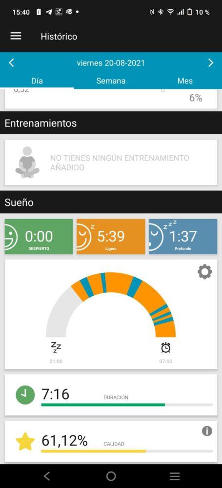 SPC Smartee Boost, un reloj económico con GPS para seguir tu ritmo - Análisis 13