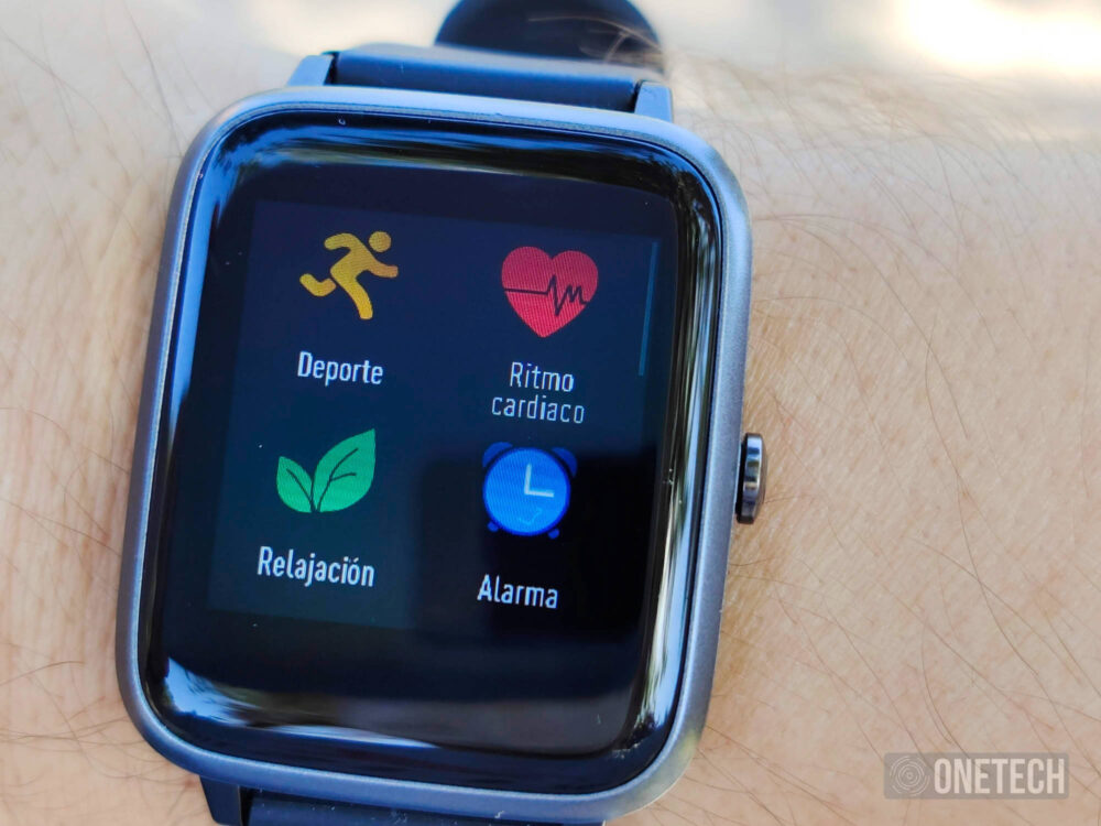 SPC Smartee Boost, un reloj económico con GPS para seguir tu ritmo - Análisis 20