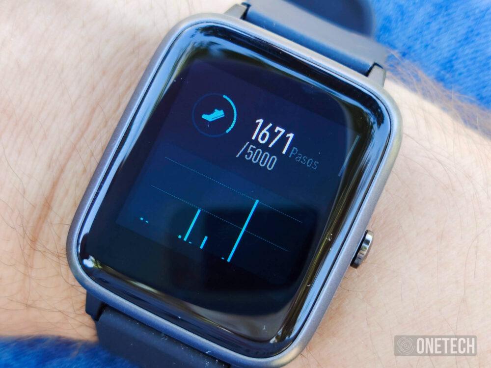 SPC Smartee Boost, un reloj económico con GPS para seguir tu ritmo - Análisis 22