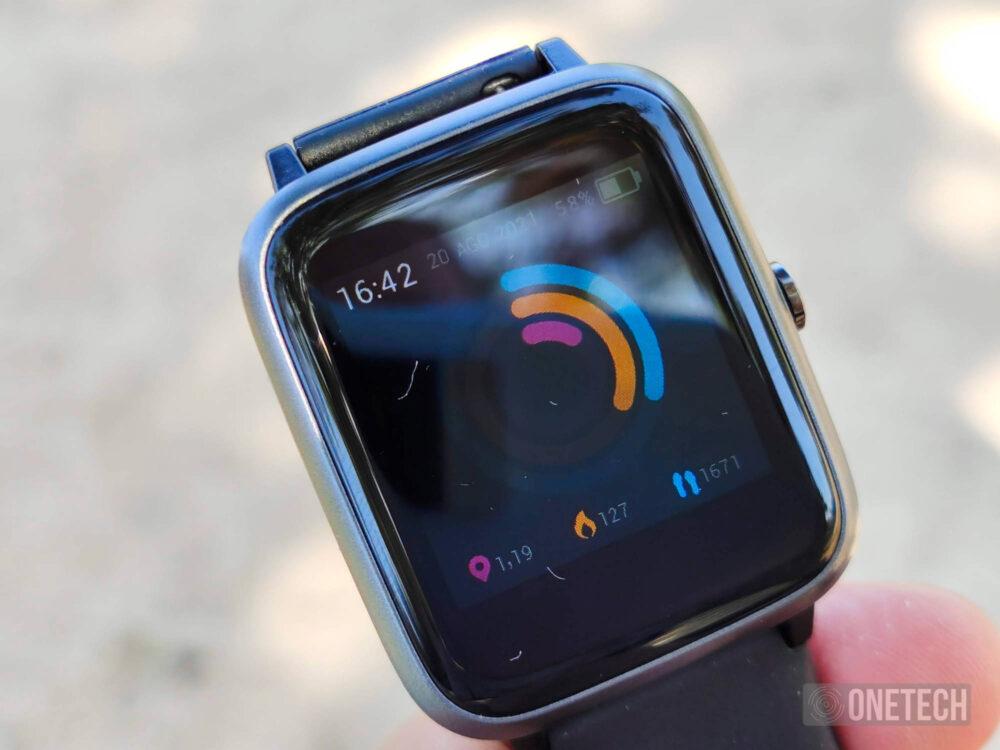 SPC Smartee Boost, un reloj económico con GPS para seguir tu ritmo - Análisis 8