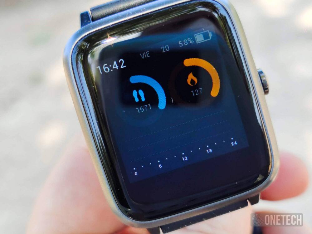 SPC Smartee Boost, un reloj económico con GPS para seguir tu ritmo - Análisis 19
