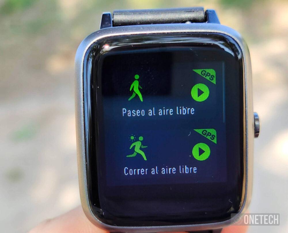 SPC Smartee Boost, un reloj económico con GPS para seguir tu ritmo - Análisis 23