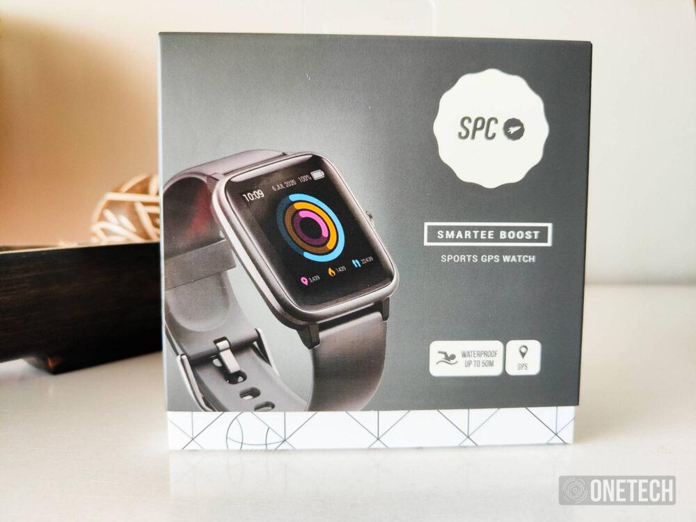SPC Smartee Boost, un reloj económico con GPS para seguir tu ritmo - Análisis 1