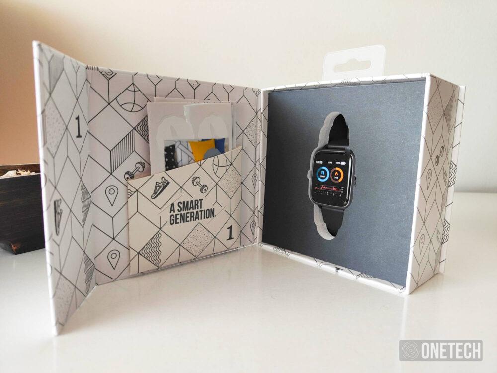 SPC Smartee Boost, un reloj económico con GPS para seguir tu ritmo - Análisis 3