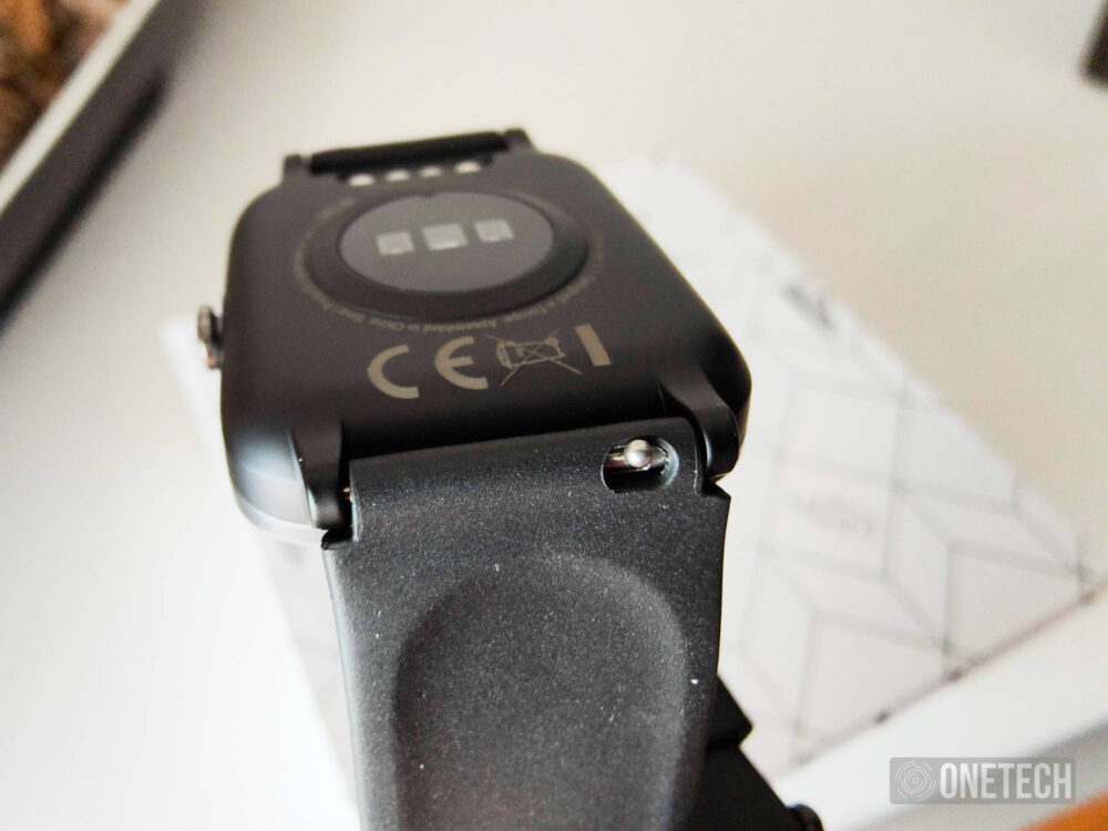 SPC Smartee Boost, un reloj económico con GPS para seguir tu ritmo - Análisis 6