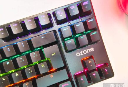 Ozone Battle Royale: teclado mecánico con formato TKL para gamers - Análisis 1