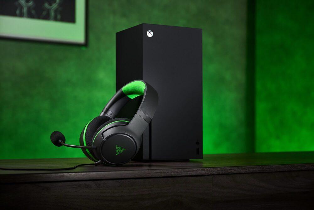 Razer presenta sus nuevos auriculares Kaira X para Xbox y Playstation 5 2