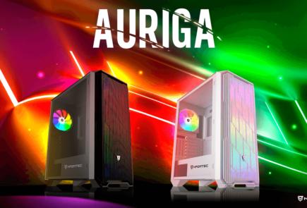 Nfortec Auriga, nueva caja resistente con frontal mallado para deslumbrar 2