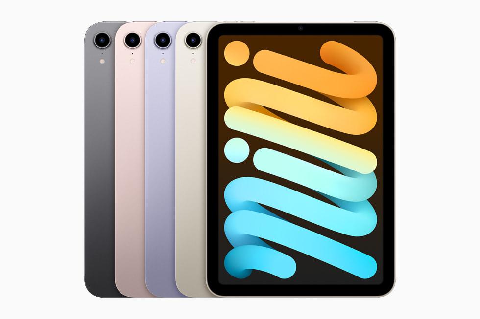 iPad Mini 2021: más potente, con puerto USB C y pantalla más grande 2
