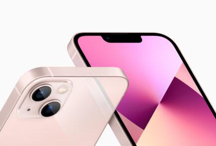 Los iPhone 13 y iPhone 13 Mini son oficiales con chip A15 Bionic y muchas promesas para sus cámaras 2