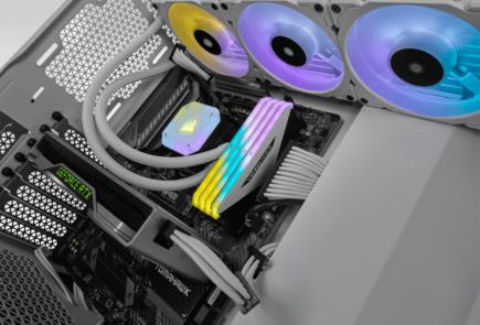 Corsair presenta sus nuevas memorias DDR4 Vengeance de hasta 4.600 MHZ 3