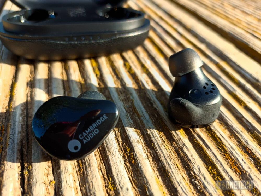 Cambridge Audio Melomania Touch: 50 horas de sonido británico en tus oídos - Análisis 5