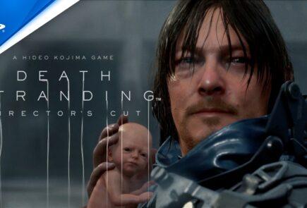 Death Stranding Director's Cut estrena su tráiler final de lanzamiento 3