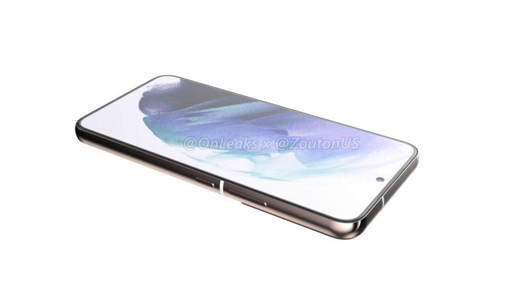 Tras el Samsung Galaxy S22 Ultra se filtran renders de los Galaxy S22 y Galaxy S22 Plus 2