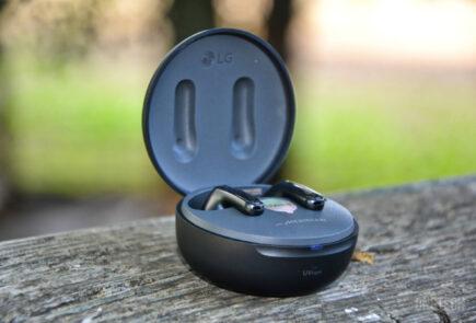 LG Tone Free FP8: auriculares con sonido Meridian, ANC y desinfección UV - Análisis 1