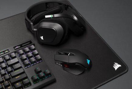 M65 RGB Ultra y Ultra Wireless, los nuevos ratones de peso variable y hasta 26.000 PPP de Corsair 1