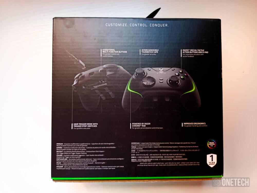 Razer Wolverine V2 Chroma para Xbox y PC - Análisis 2