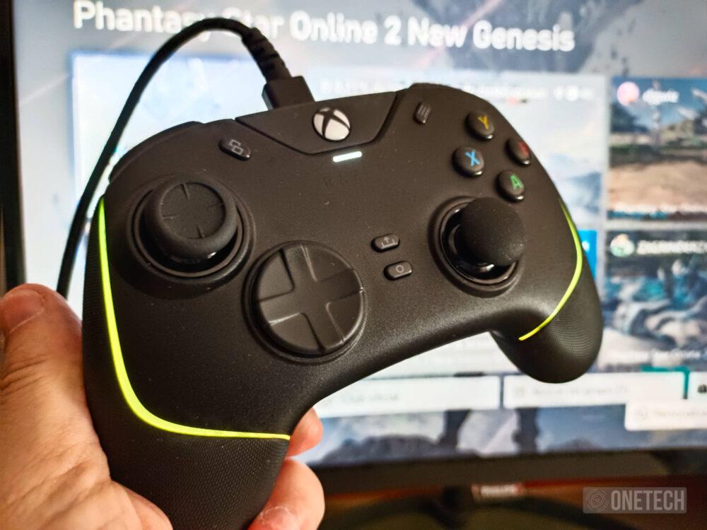 Razer Wolverine V2 Chroma para Xbox y PC - Análisis 16