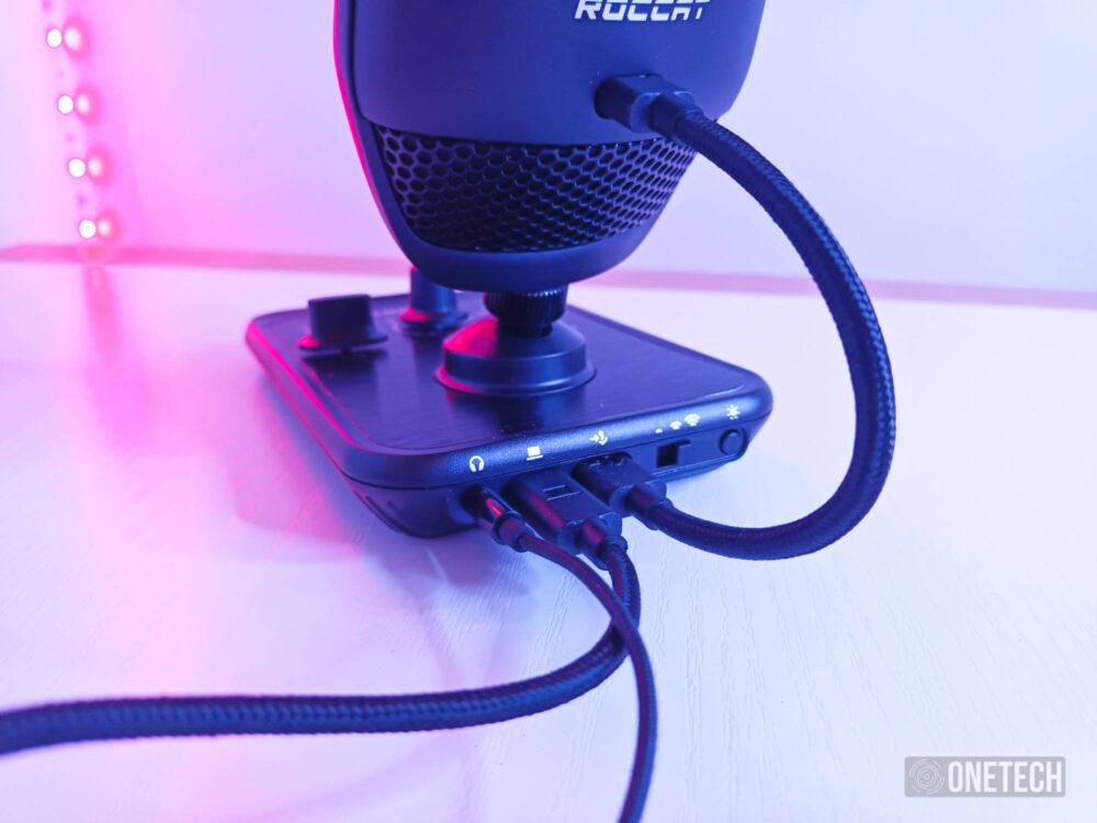 Roccat Torch, un micrófono sencillo de usar pero con mucho que ofrecer - Análisis 8