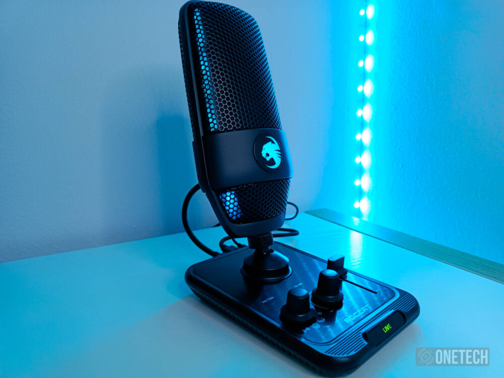 Roccat Torch, un micrófono sencillo de usar pero con mucho que ofrecer - Análisis 20