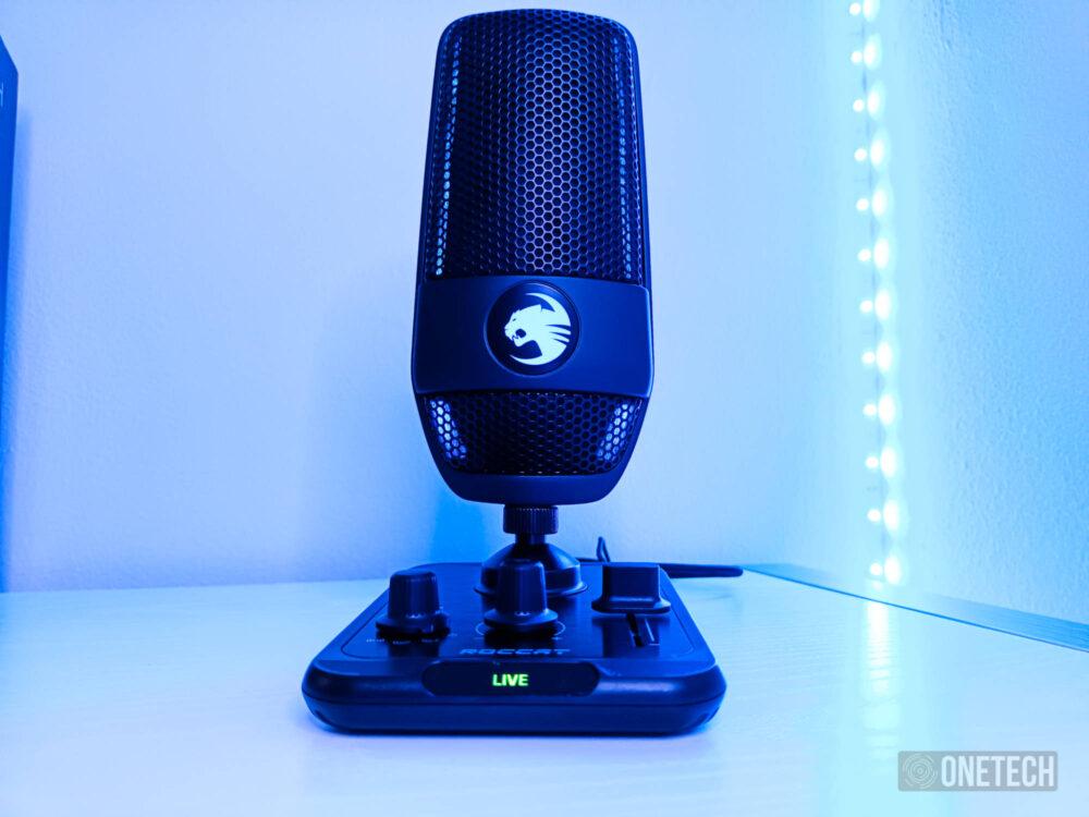 Roccat Torch, un micrófono sencillo de usar pero con mucho que ofrecer - Análisis 10