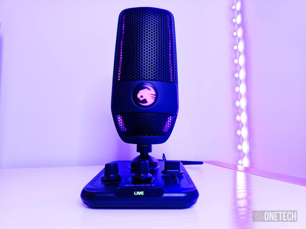 Roccat Torch, un micrófono sencillo de usar pero con mucho que ofrecer - Análisis 9