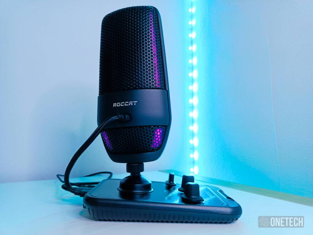 Roccat Torch, un micrófono sencillo de usar pero con mucho que ofrecer - Análisis 12