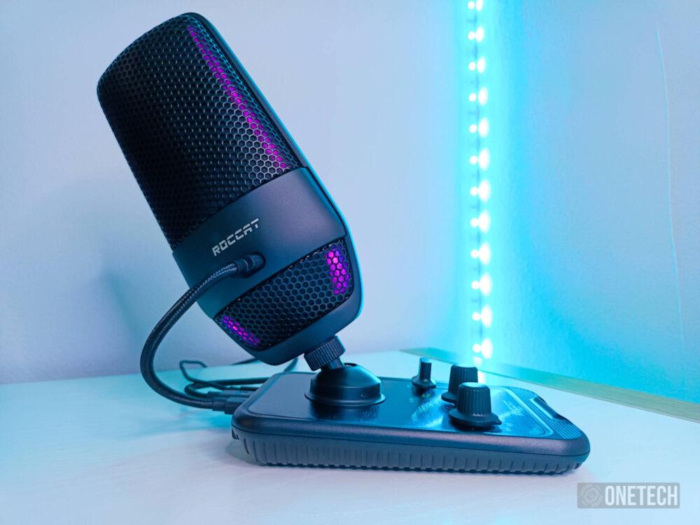 Roccat Torch, un micrófono sencillo de usar pero con mucho que ofrecer - Análisis 11