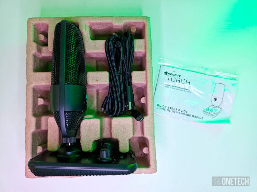 Roccat Torch, un micrófono sencillo de usar pero con mucho que ofrecer - Análisis 1