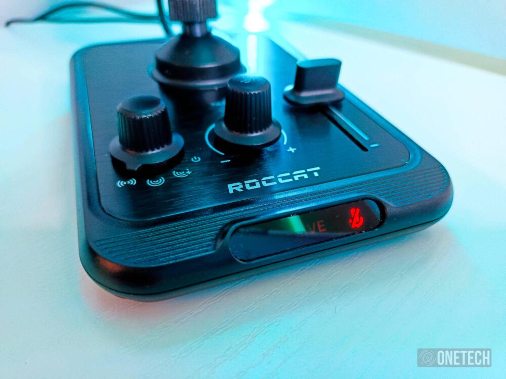 Roccat Torch, un micrófono sencillo de usar pero con mucho que ofrecer - Análisis 17