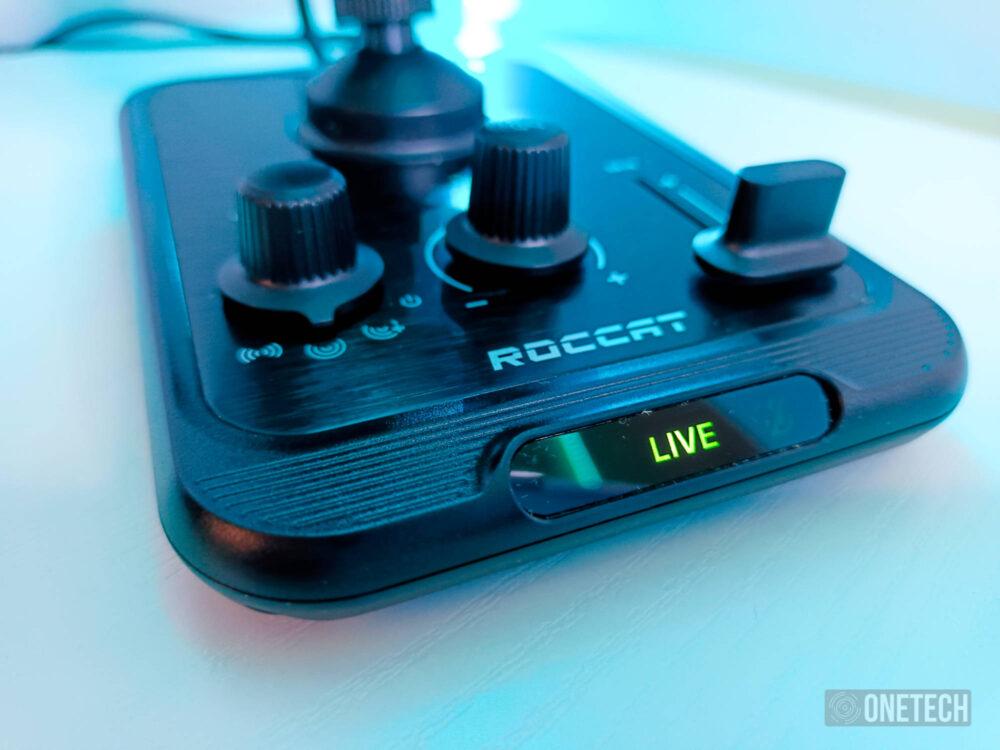 Roccat Torch, un micrófono sencillo de usar pero con mucho que ofrecer - Análisis 16
