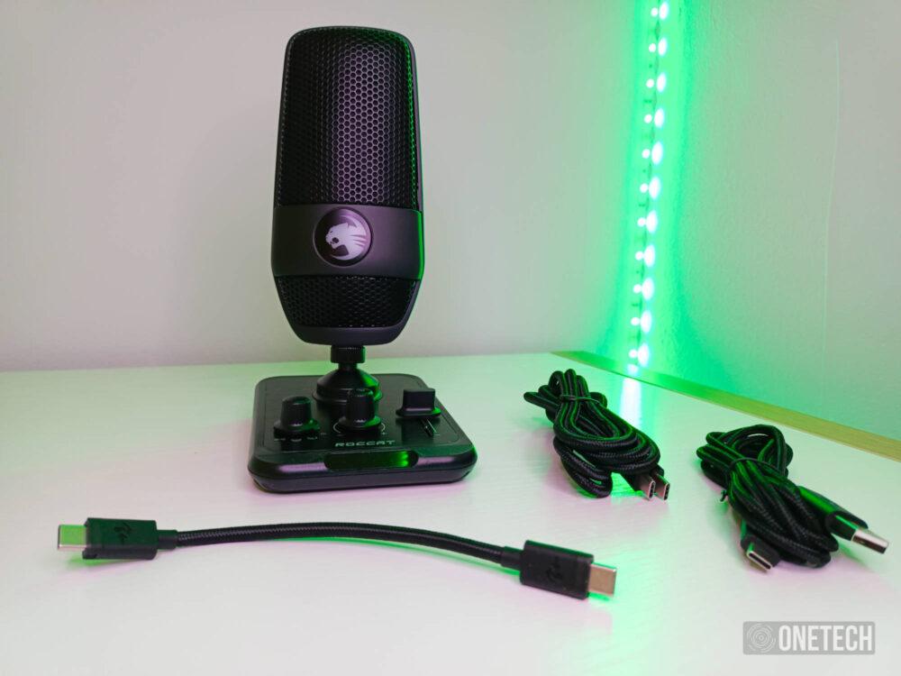 Roccat Torch, un micrófono sencillo de usar pero con mucho que ofrecer - Análisis 2