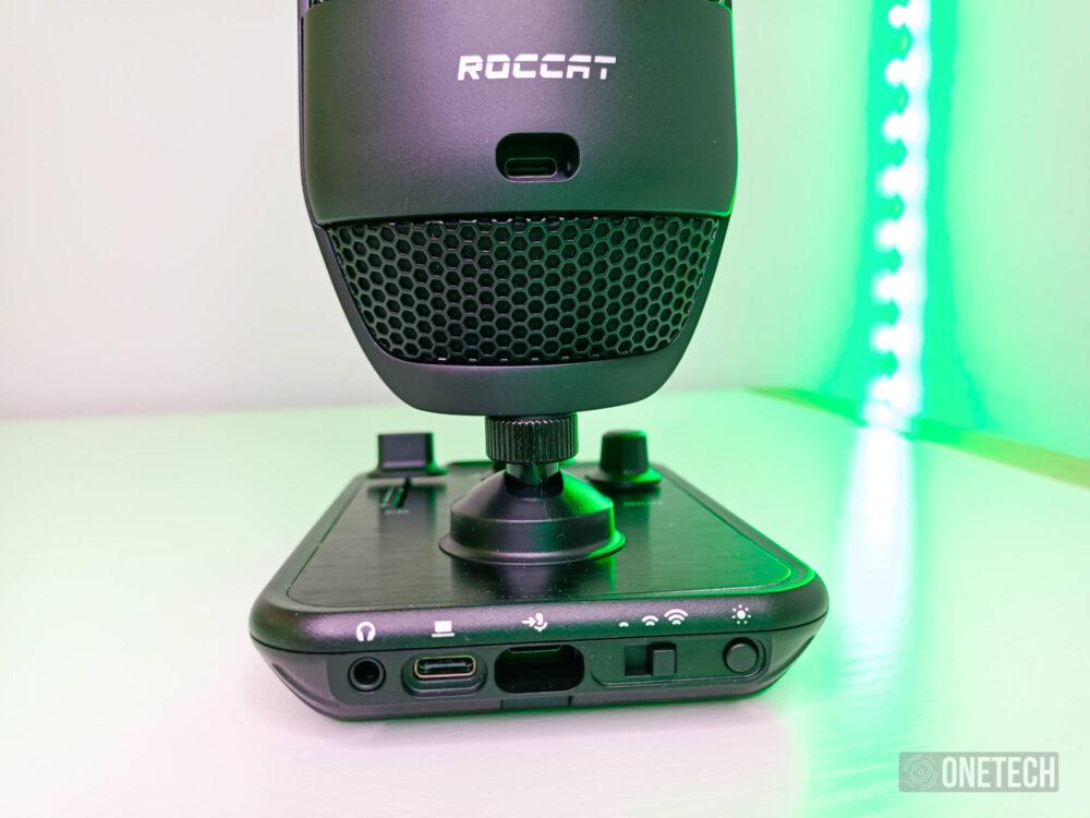 Roccat Torch, un micrófono sencillo de usar pero con mucho que ofrecer - Análisis 7