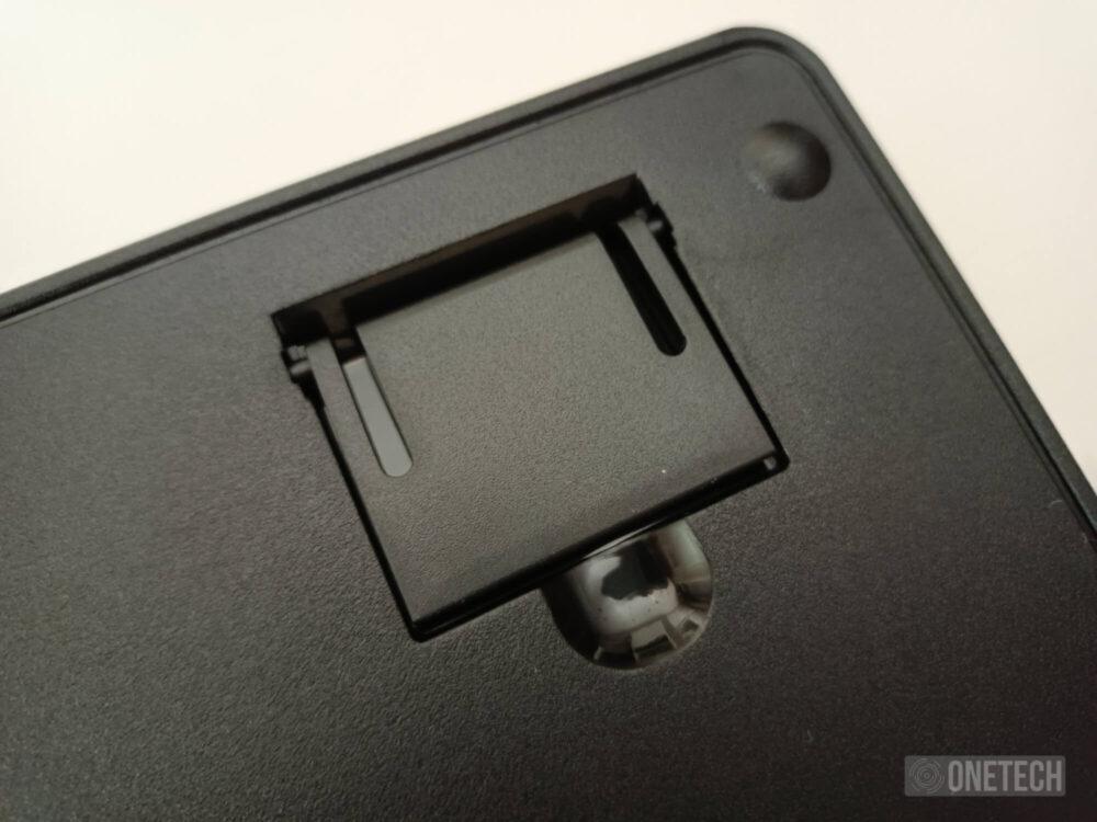 Trust GXT 863 MAZZ, un teclado mecánico económico - Análisis 5