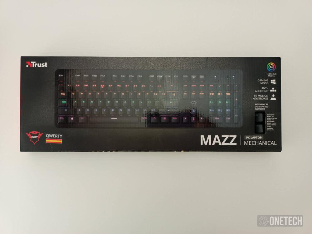 Trust GXT 863 MAZZ