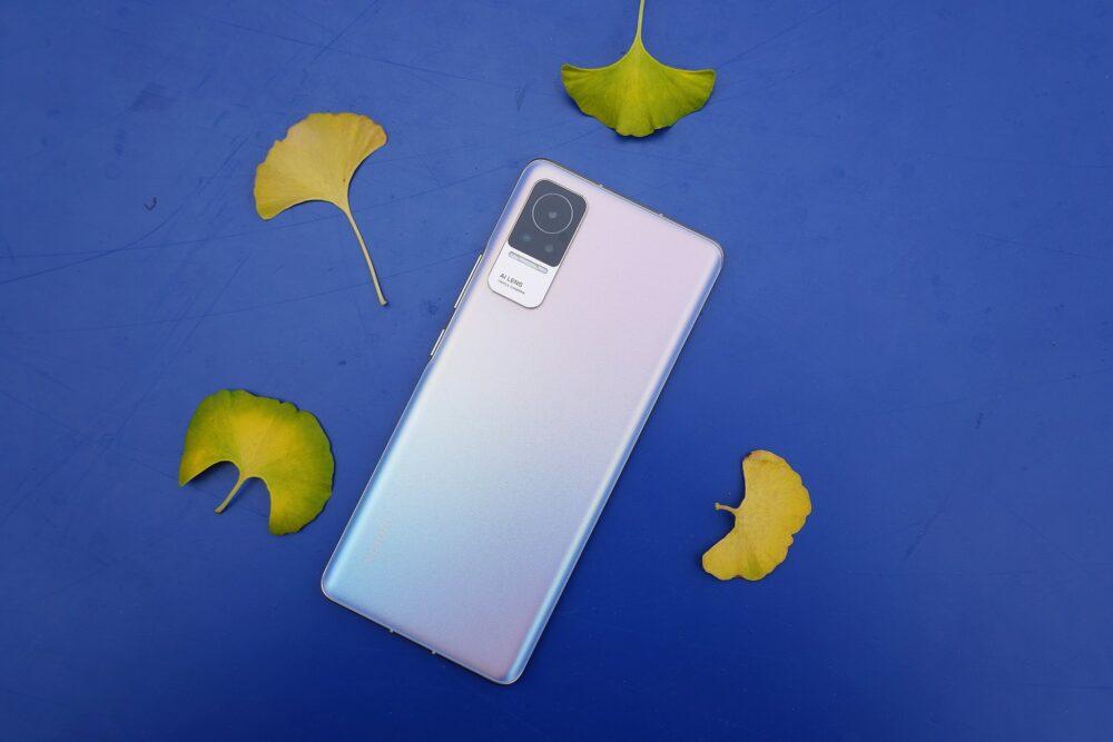 El Xiaomi CIVI, la nueva línea de la compañía, se muestra en imágenes 4