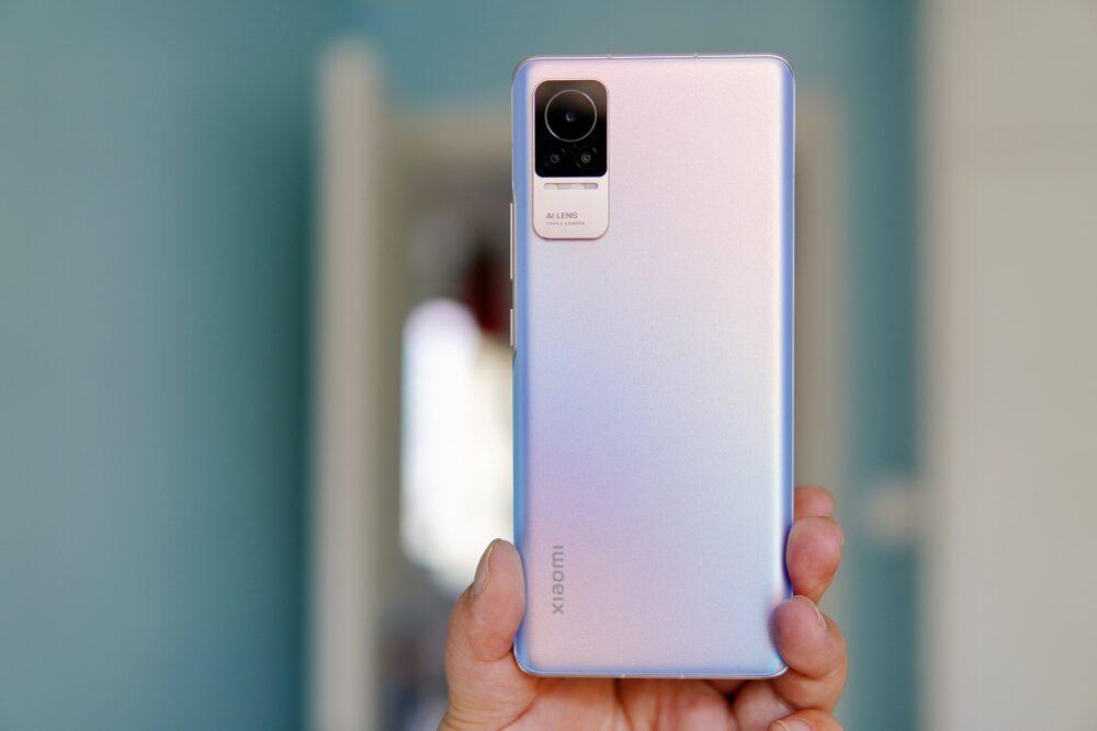 El Xiaomi CIVI, la nueva línea de la compañía, se muestra en imágenes 5