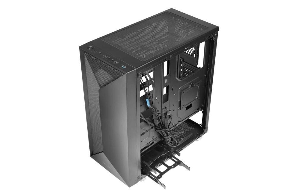Antec presenta su nueva caja NX320 con tres ventiladores ARGB y un precio de menos de 70€ 2