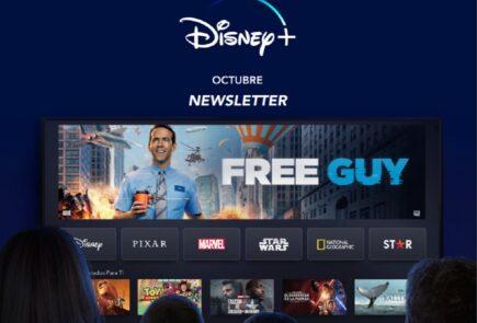 estrenos disney plus octubre