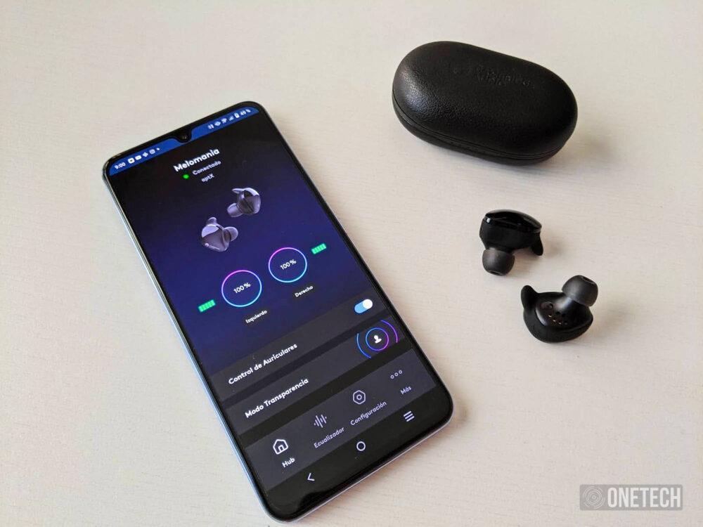 Cambridge Audio Melomania Touch: 50 horas de sonido británico en tus oídos - Análisis 8