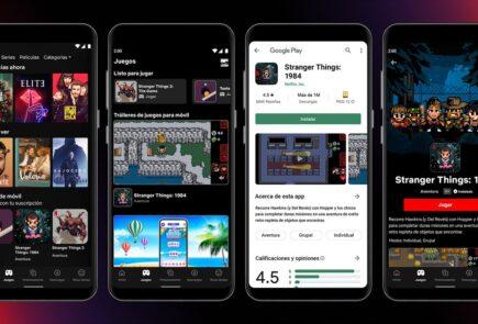 Los juegos de Netflix ya están disponibles en España para Android 2