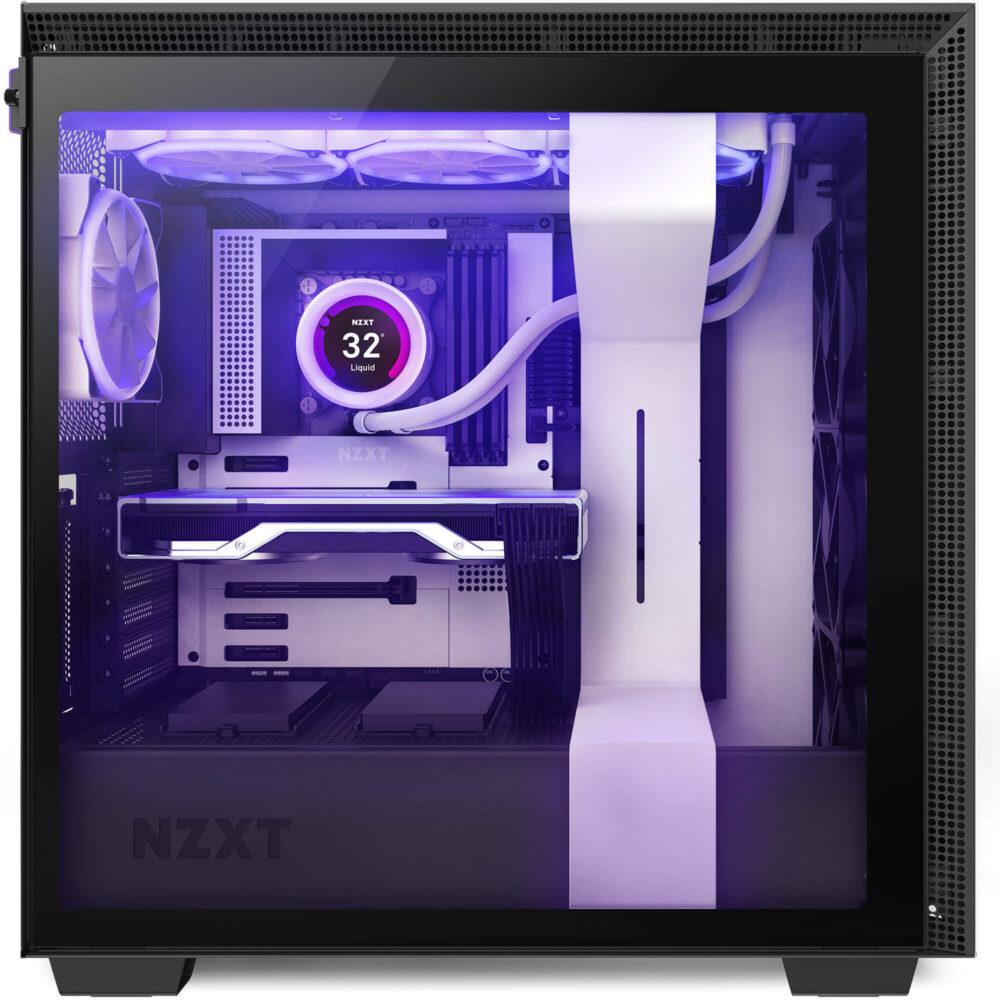 NZXT anuncia sus nuevas refrigeraciones Kraken, ahora disponibles en color blanco 2