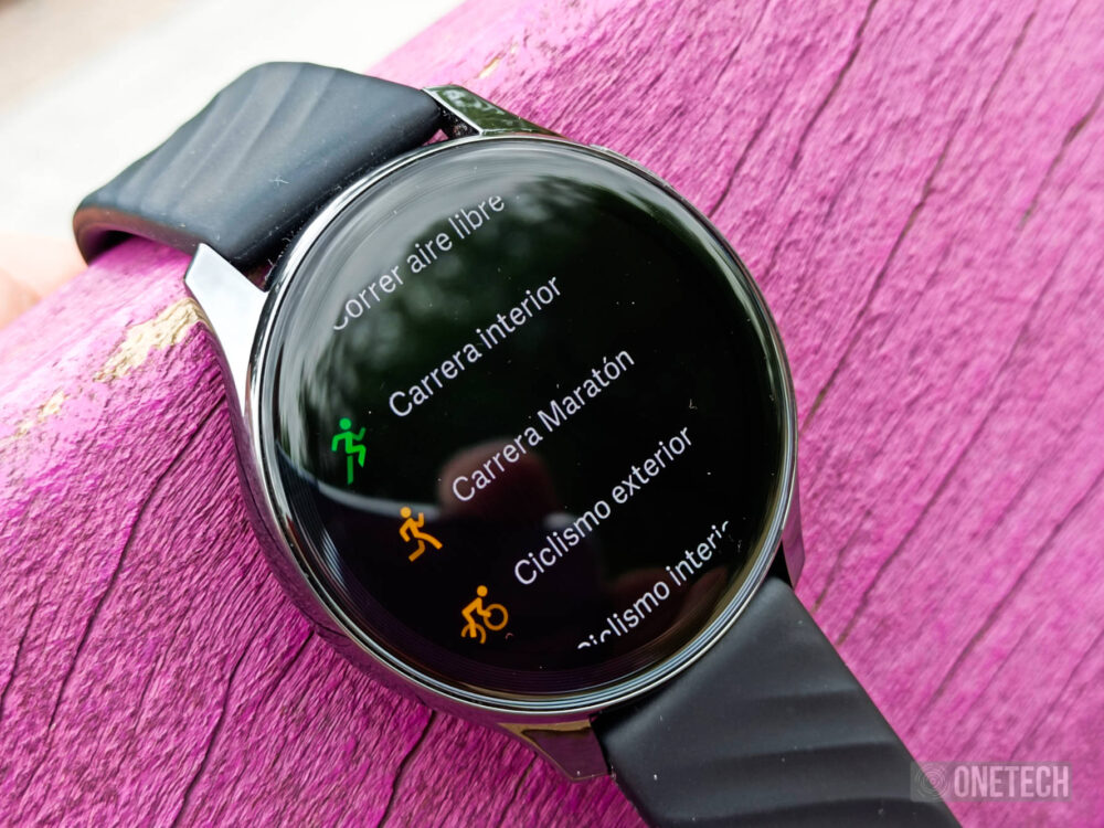 OnePlus Watch, un gran inicio con un futuro prometedor - Análisis 19