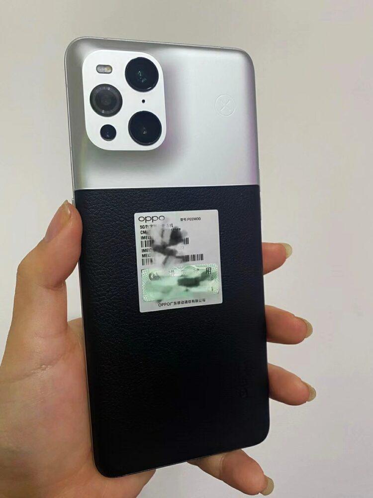 El OPPO Find X3 Pro Photographer's Edition será presentado el 16 de septiembre 1