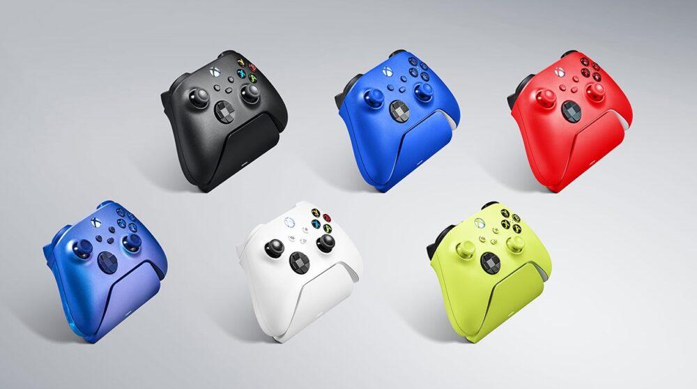 Razer te ayuda a cargar tu mando Xbox con su nueva base de carga rápida 3
