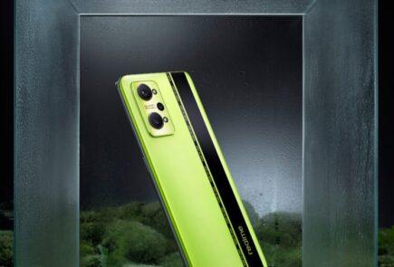 El Realme GT Neo2 se presentará el 22 de Septiembre con un nuevo color