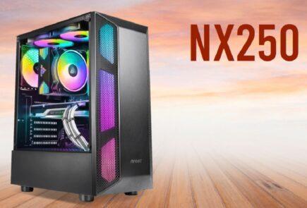 Antec NX250, nueva semitorre con frontal